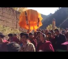 The Throne Celebration, Buddhist Reincarnation